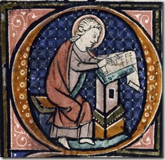 St-john-depicted-as-a-scribe-from-bodleian-library-ms-auct-d-1-17