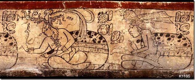 Mayan Writer