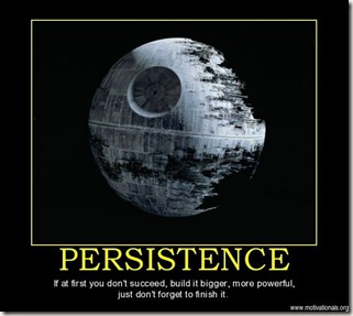 Demotivational Death Star