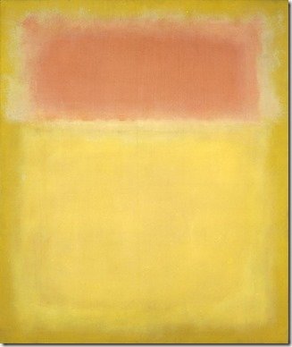 Untitled 1951 Rothko, National Gallery of Art