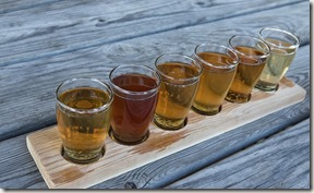 Cider Flight