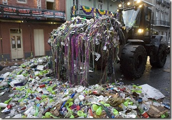 Mardi Gras Clean and Sober